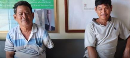 mine-ex engagiert sich für Minenopfer in Kambodscha und Afghanistan